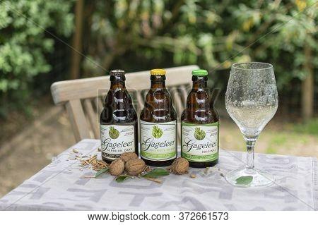 Sint Gillis Waas, 22 May 2020, Gageleer Craft Belgian Beer Gageleer Is A Beer With The Taste Of The