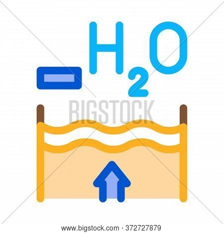 Juice Concentrate Icon Vector. Juice Concentrate Sign. Color Symbol Illustration