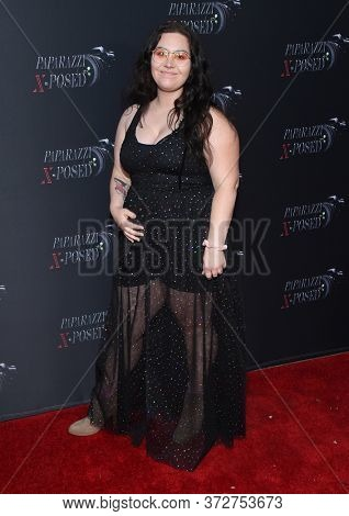 LOS ANGELES - JUN 15: Becca Goddard arrives for 'Paparazzi X-Posed' Red Carpet Premiere on June 15, 2020 in Studio City, CA