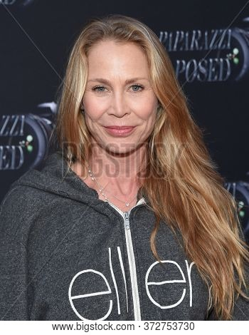 LOS ANGELES - JUN 15: Kathleen Kinmont  arrives for 'Paparazzi X-Posed' Red Carpet Premiere on June 15, 2020 in Studio City, CA