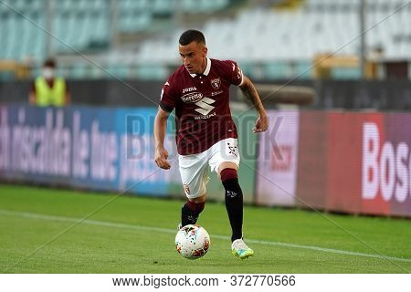 Torino. Italy. 19th June 2020. Italian Serie A . Torino Fc Vs Parma Calcio. Alejandro Berenguer Of T