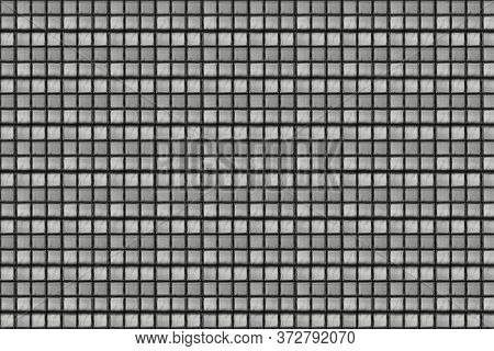 The Brick Glass Wall Pattern Texture Background.