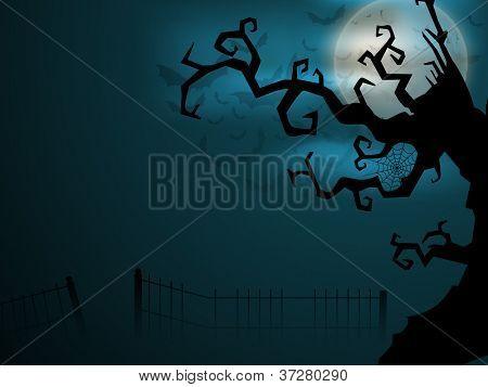 Halloween Night. EPS 10.