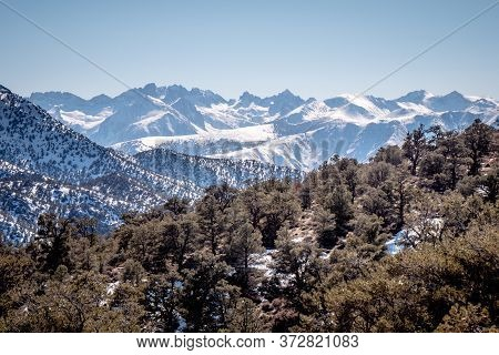 Beautiful Inyo National Forest In The Sierra Nevada - Travel Photography