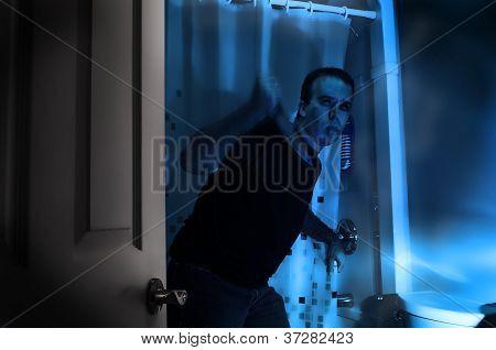 Bathroom Murder