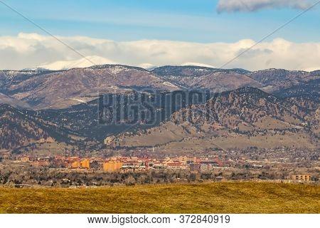 Denver Colorado Mountains - Travel And Hiking Tourism