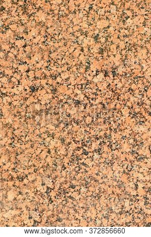 Red Granite Slab Closeup, For Background Or Texture. High Resolution Photo. Full Depth Of Field (dof