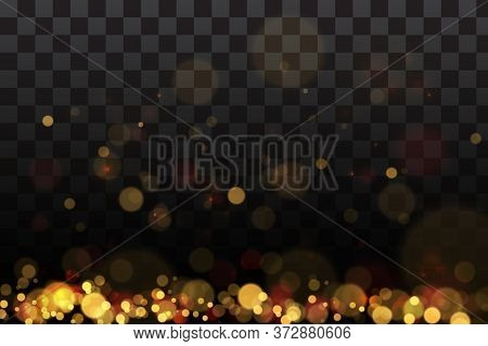 Texture Background Abstract Black And White Or Silver, Gold Glitter And Elegant For Christmas