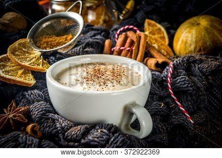 Autumn Sweet Hot Drink