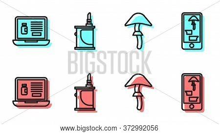 Set Line Psilocybin Mushroom, Buying Drugs Online On Laptop, Electronic Cigarette And Buying Drugs O