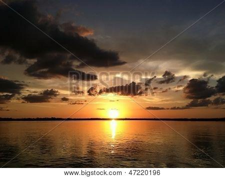 Intercoastal Sunset