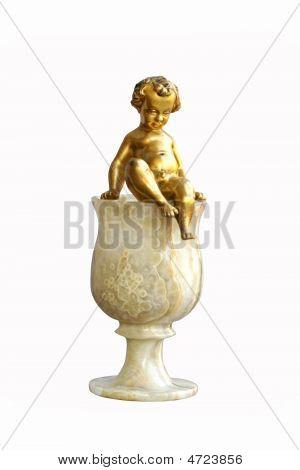 Ancient Bronze Figurine