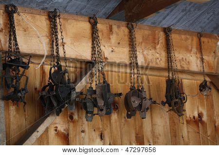 Antique traps