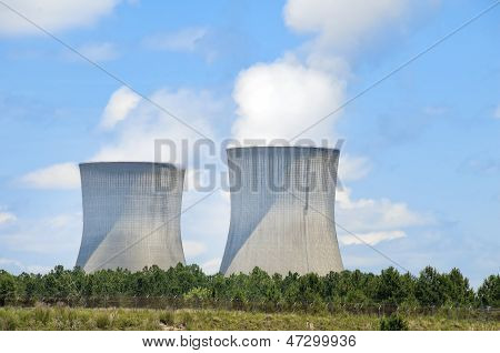 Vogtle Electric Generating Plant, Georgia