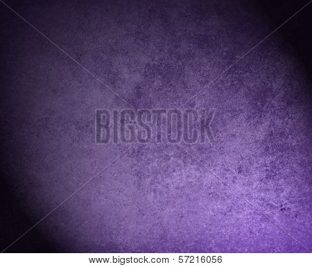 purple and black texture background with spotlight center