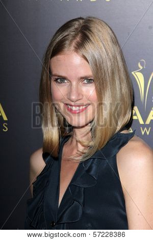 Pippa Black at the Australian Academy Of Cinema And Television Arts' 1st Annual Awards, Soho House, West Hollywood, CA 01-27-12