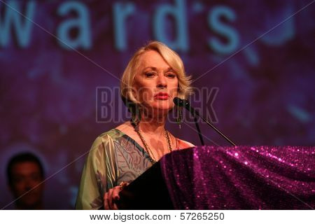 Tippi Hedren  at the 2010 BraveHeart Awards, Hyatt Regency Century Plaza Hotel, Century City, CA.  10-09-10