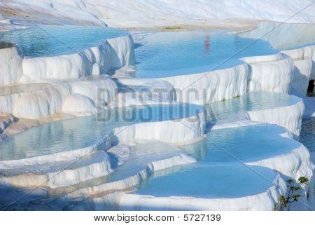 Travertine Pools Hierapolis