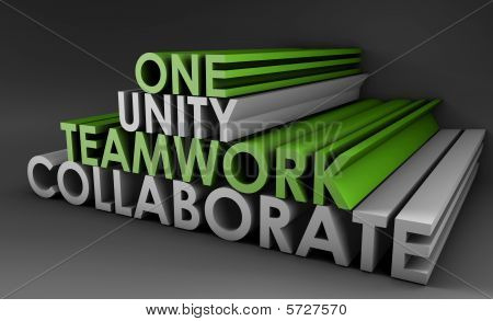 Teamwork Unity