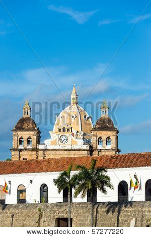Colonial Architecture And Church