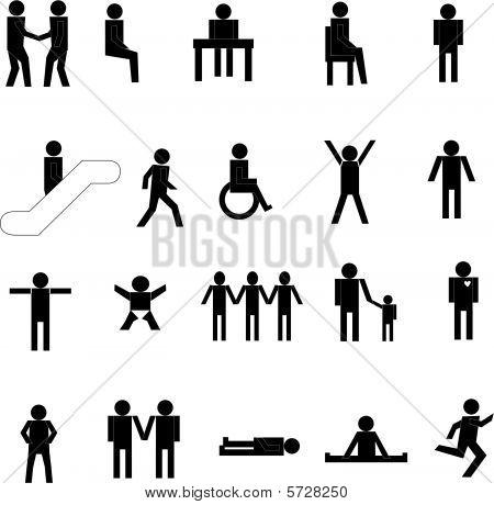 Lidé ikony Cutouts1