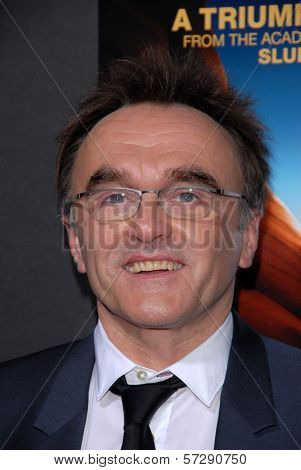 Danny Boyle at the