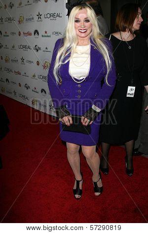 Mamie Van Doren at thr Hollywood Walk of Fame's 50th Birthday Bash,  Kodak Theater Grand Ballroom, Hollywood, CA. 11-03-10