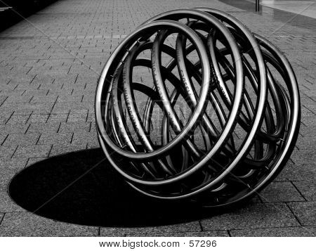 Steel Ball...