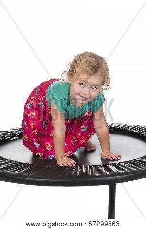 Little Girl Or Toddler