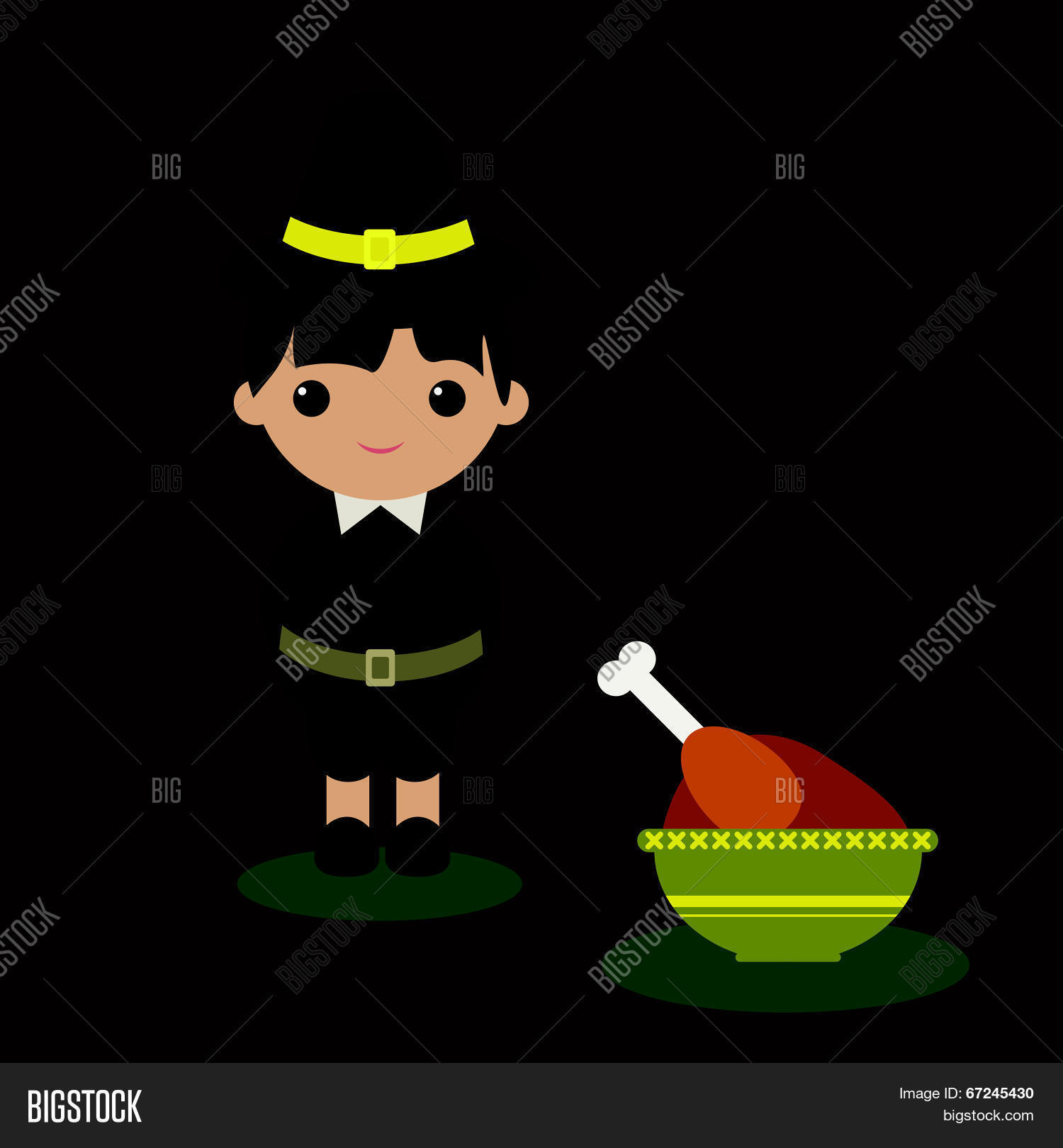 Halloween Maan.Halloween Man Vector Photo Free Trial Bigstock