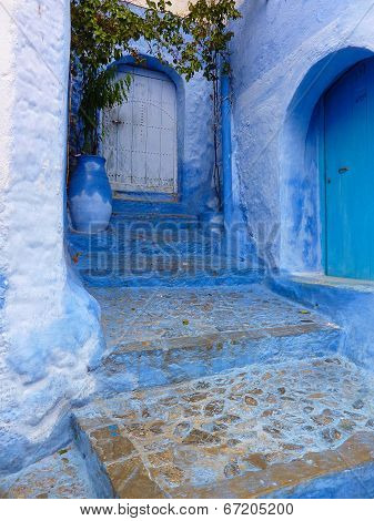 Chefchaouen Entryway