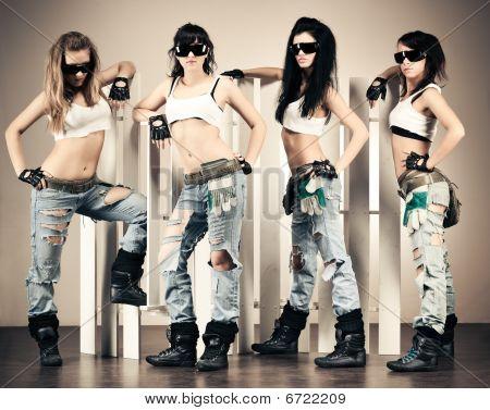 Cool Arbeitnehmerinnen