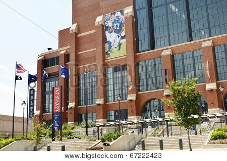 Lucas Oil Stadium, Indianapolis