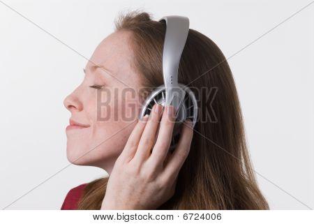Woman With Headphones-09