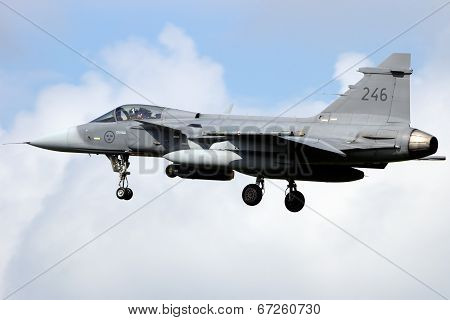 Swedish Gripen