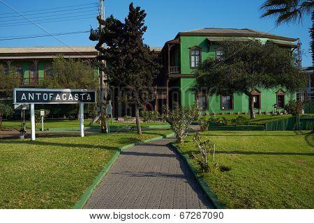 Historic Antofagasta