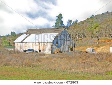 Oregon Barn-2