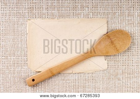 Kitchen Wooden Spoon