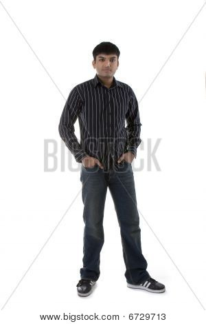 Male Model standing