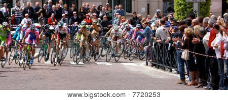 93rd Giro d'Italia (Tour of Italy) - Cycling