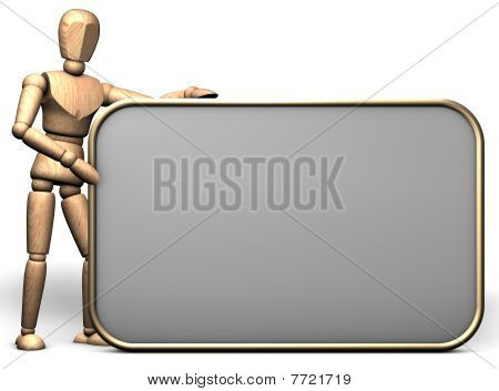 Presentation display