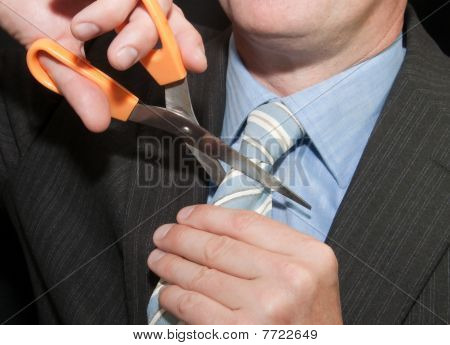 Cutting the Tie