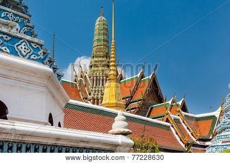 Vibrant Temple