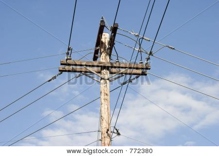 Electrical Distribution Lines