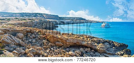 The Rocks Of Cyprus