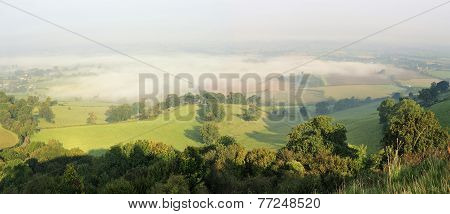 Morning Mist In Berkeley Vale