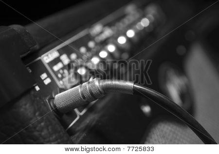 Professional guitar equipment