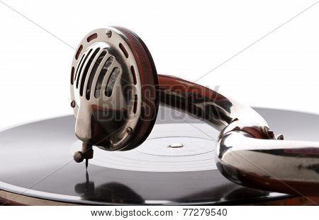Gramophone Pickup