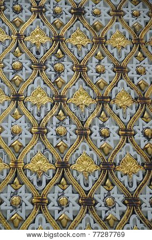 Moroccan Tilework Details