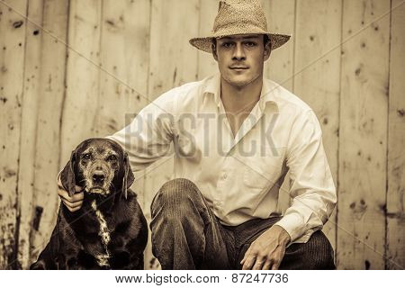 The Farmer And His Best Friend
